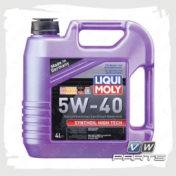 масло моторное liqui moly synthoil high tech (502.00/505.00) 5w-40 (4 л.)
