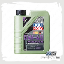 масло моторное liqui moly molygen new generation (502.00/505.00) 5w-40 (1 л.)