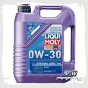 масло моторное liqui moly synthoil longtime (502.00/505.00) 0w-30 (5 л.)